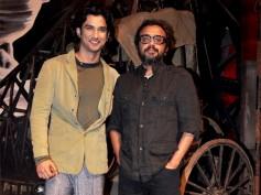 Photos: Sushant Singh And Dibakar Banerjee At 'Detective Byomkesh Bakshy' Trailer Launch