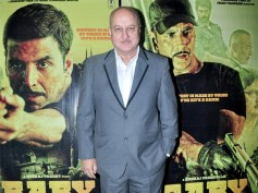 'Baby' Perfectly Timed For R-Day, Obama Visit: Anupam Kher