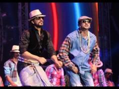 Shahrukh Khan Clarifies; No Fight With Honey Singh!