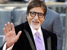 Big B Feels Blessed, Overwhelmed With Padma Vibhushan