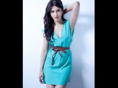 Shruti Hassan's Special Birthday Gift To Her Fans