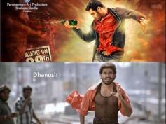 Dhanush's Anegan(Anekudu) To Lock Horns With Jr.NTR's Temper