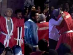 Ranveer Singh Kisses A Fan At All India Bakchod Roast (Video)