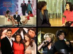 Happy Birthday Oprah Winfrey, Best Celebrity Guests On Her Show