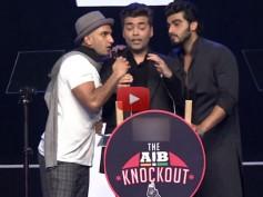 Watch AIB Knockout: Rips Apart Ranveer Singh, Arjun Kapoor And Karan Johar