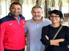 Revealed: Aamir Khan's New Wrestler Look In Dangal