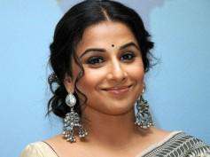 Okay With No Nominations At Award Shows This Year: Vidya Balan