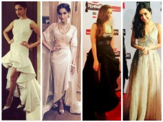 Deepika Padukone, Alia, Bollywood Divas At 60th Filmfare Awards Red Carpet