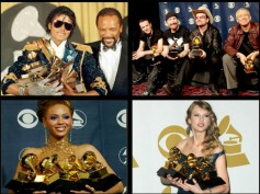 Highest Grammy Award Winners & Record Makers