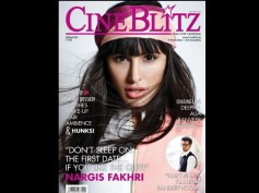 PIC: Nargis Fakhri Appears On The Cover Of Cine Blitz Magazine