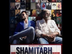Shamitabh Movie Review: Watch It For Amitabh And Dhanush