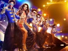 Shahrukh Khan Starrer Happy New Year Grand Release In China