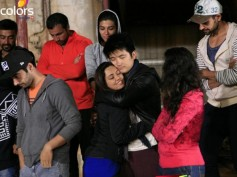 Khatron Ke Khiladi 6 First Elimination: Sana Khan Gets Evicted!