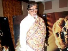 Guess What Amitabh Bachchan Is Nervous About!