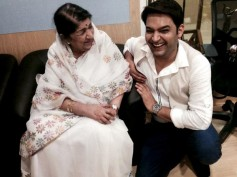 Lata Mangeshkar Showers Praises On Kapil Sharma, Big B After Watching Comedy Nights..