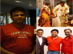 PHOTOS: Sandalwood Celebs At Producer Ramesh Kumar's Wedding