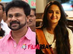Dileep To Share Screen With Anushka Shetty!
