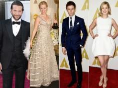 Oscar 2015 Nominees First 'Oscar' Moment