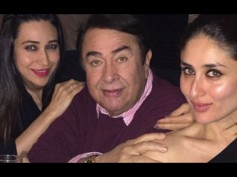 PIX: Randhir Kapoor Birthday Bash; Kareena-Karisma Black Beauties...