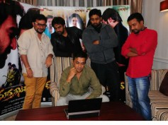 Action King Arjun Sarja Launches Rudratandava's Official Trailer