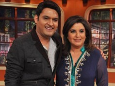 Will Comedy Nights' Kapil Sharma Cook On Farah Ki Daawat?