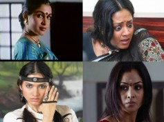 Top Tamil Actresses In Bold, Negative Roles!