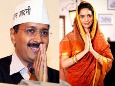 Arvind Kejriwal Says No To Mallika Sherawat's Dirty Politics