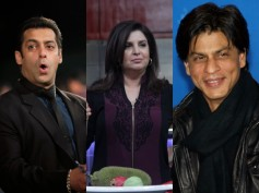 Shahrukh, Salman Cooking Together In Farah Khan's Cooking Show?