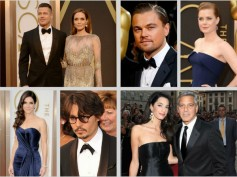 Celebrities Who Missed 2015 Oscars: Brangelina, George Clooney & More..
