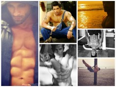 B'Day Spl: Karan Singh Grover's Hottest Pics Showing His Abs