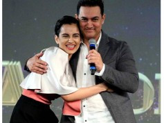 OMG! Aamir Khan's Dangal Rejected By Kangana Ranaut...