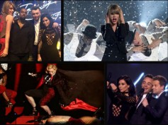 Brit Awards 2015: Red Carpet, Moments, Winners & Performances In Pics