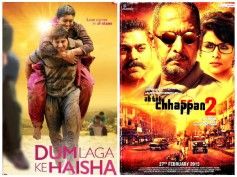 Dum Laga Ke Haisha Vs Ab Tak Chhappan 2: Which Movie To Watch?