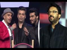 AIB Roast: Bhansali Calls Ranveer, Arjun, Karan 'Idiots'