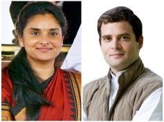 Sandalwood Queen Ramya Speaks About Rahul Gandhi!