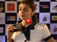 Watch: Alia Bhatt Loses Cool When Asked About Sidharth Malhotra