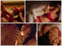 Sunny Leone's Hot Erotic Scenes With Jay, Rajneesh And Rahul