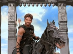 Allu Arjun Steals The Show In Rudhramadevi Trailer
