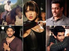 Pics: Salman Khan, Deepika Padukone, Alia Bhatt Learning New Skills For Films