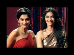 Sonam Kapoor-Deepika Padukone's Cold War Ends On  A Happy Note