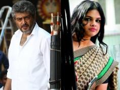 Thala Ajith Apologizes To Actress Vidyullekha!