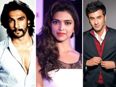Deepika Padukone To Play Holi With Both Ranbir & Ranveer