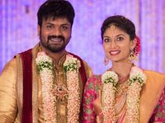 Celebrities' Tweets Wishing Manchu Manoj-Pranathi Reddy On Their Engagement