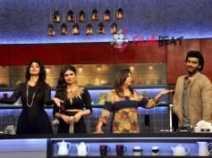 Arjun Kapoor On Farah Ki Daawat With Aishwarya Sakhuja And Mouni Roy!