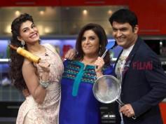 Farah Ki Daawat Finale: Kapil Sharma, Anil Kapoor, Jacqueline Fernandez Cook!