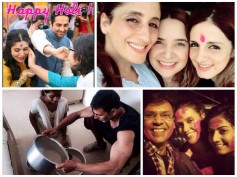 Holi 2015 Pics: Bollywood Celebrities Celebrating Festival