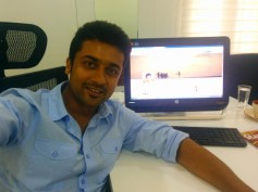 Suriya Joins Twitter, Announces The Title Of Jyothika's Upcoming Movie!