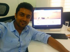 Suriya Enjoys Catching Up With Fans On Twitter