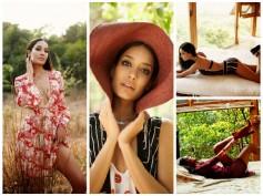 Pics: Lisa Haydon's Seductive Photoshoot For Elle