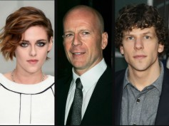 Kristen Stewart, Willis, Eisenberg To Star In Woody Allen's Next?